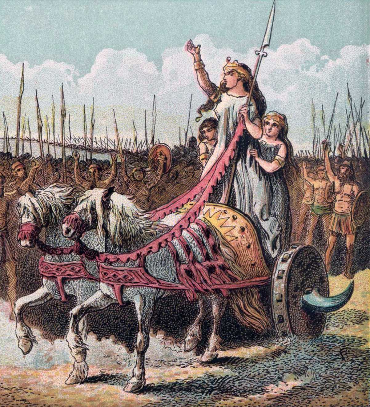 boudicca and her revolt